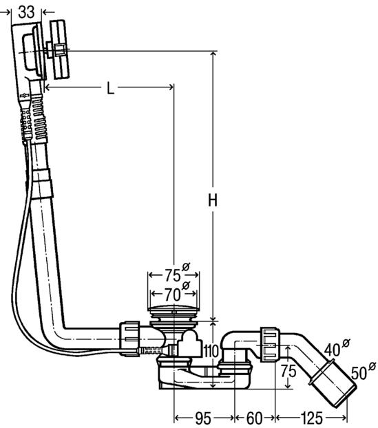 ab und berlaufgarnitur multiplex bad heizung armaturen designarmaturen heizk rper. Black Bedroom Furniture Sets. Home Design Ideas