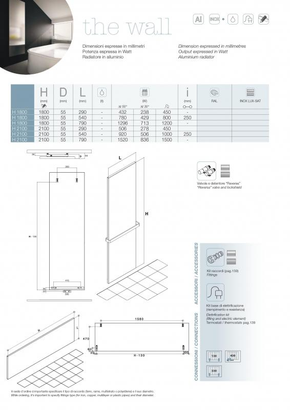 ad hoc the wall bad heizung armaturen designarmaturen. Black Bedroom Furniture Sets. Home Design Ideas